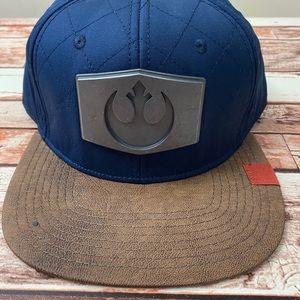 NWT Star Wars Rebel Alliance Snapback Hat